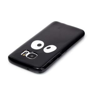 Sally gélový obal pre Samsung Galaxy S7 - kukuč - 3