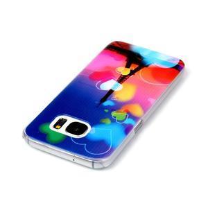 Plastový obal na mobil Samsung Galaxy S7 - Eiffelova věž - 3