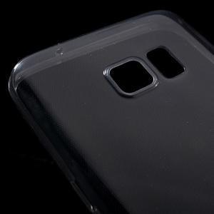 Ultratenký gélový obal pre mobil Samsung Galaxy S7 - šedý - 3