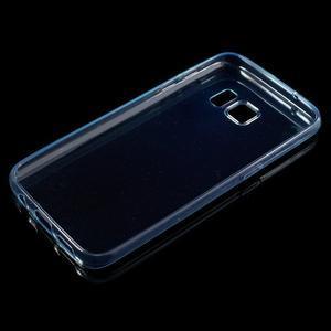 Ultratenký gélový obal pre mobil Samsung Galaxy S7 - zelený - 3