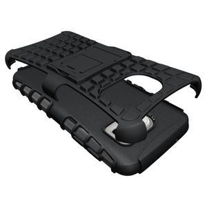 Outdoor odolný obal pre mobil Samsung Galaxy S7 - čierny - 3
