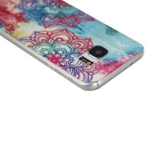 Pictu gelový obal na mobil Samsung Galaxy S7 - lotus - 3