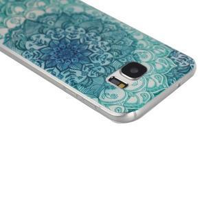 Pictu gélový obal pre mobil Samsung Galaxy S7 - mandala - 3