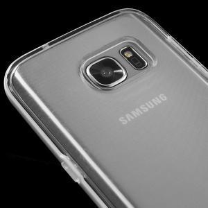 Dvoudílný obal na mobil Samsung Galaxy S7 - transparentní - 3