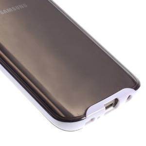Dvojdielny obal pre mobil Samsung Galaxy S7 - šedý - 3