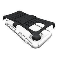 Odolný outdoor kryt na Samsung Galaxy S7 edge - bílý - 3/5