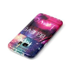Softy gelový obal na Samsung Galaxy S7 edge - love - 3