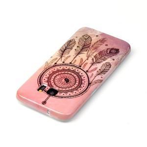 Softy gelový obal na Samsung Galaxy S7 edge - lapač snů - 3