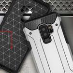 Armory odolný hybridný obal na Samsung Galaxy S9 Plus - zlatý - 3/5
