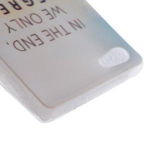 Gelový obal na mobil Sony Xperia Z5 - regret - 3
