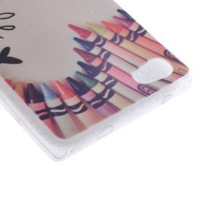 Gélový obal pre mobil Sony Xperia Z5 - smile - 3