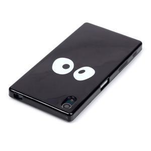 Blacky gélový obal pre mobil Sony Xperia Z5 - kukuč - 3