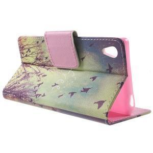 Lovely puzdro pre mobil Sony Xperia Z5 - vtáčiky - 3