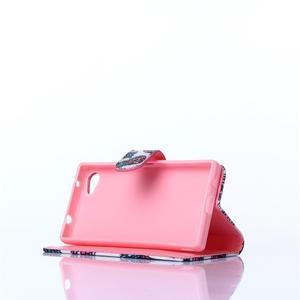 Sand puzdro pre mobil Sony Xperia Z5 Compact - ananasy - 3