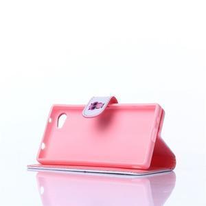 Sand puzdro pre mobil Sony Xperia Z5 Compact - sovička - 3
