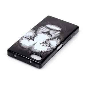 Softs gélový obal pre Sony Xperia Z5 Compact - lev - 3