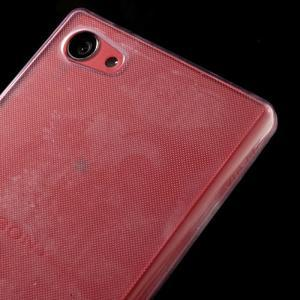 Ultratenký gelový obal na mobil Sony Xperia Z5 Compact - transparentní - 3