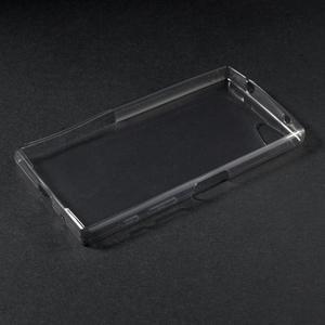 Ultratenký slim gelový obal na Sony Xperia Z5 Compact - šedý - 3