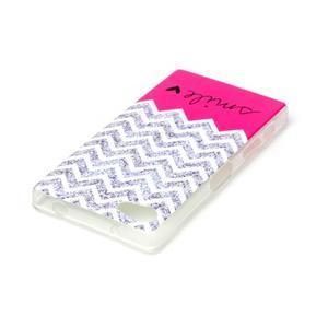 Sally gélový obal pre Sony Xperia Z5 Compact - smile - 3