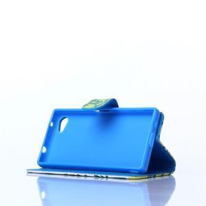 Sand pouzdro na mobil Sony Xperia Z5 Compact - ovocný strom - 3