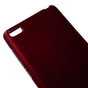Jells gélový obal pre mobil Xiaomi Mi Note - červený - 3