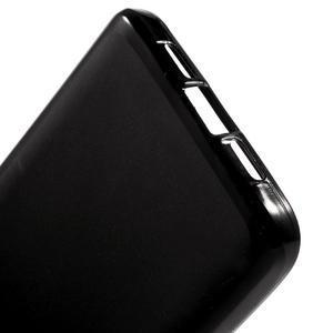 Matný gelový obal na mobil Xiaomi Mi5 - černý - 3