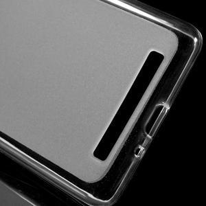 Matné gelové pouzdro na mobil Xiaomi Redmi 3 - transparentní - 3