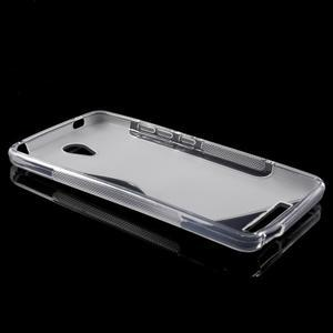 S-line gelový obal na mobil Xiaomi Redmi Note 2 - transparentní - 3