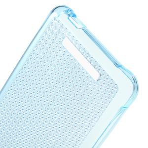 Diamonds gélový obal pre Xiaomi Redmi Note 2 - modrý - 3