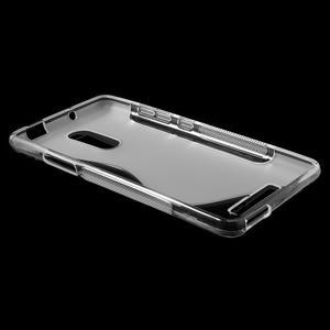 S-line gélový obal pre Xiaomi Redmi Note 3 - transparentné - 3