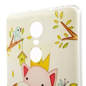 Softy gélový obal pre Xiaomi Redmi Note 3 - zamilované prasátko - 3