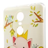 Softy gélový obal pre Xiaomi Redmi Note 3 - zamilované prasátko - 3/6