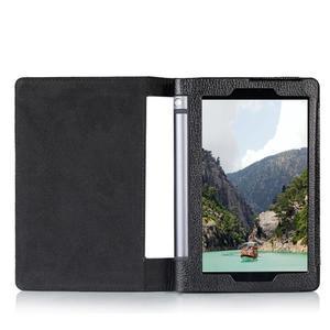 Puzdro na tablet Lenovo Yoga Tab 3 8.0 - černé - 3