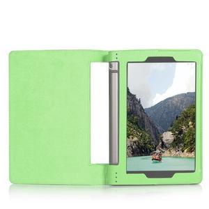 Puzdro na tablet Lenovo Yoga Tab 3 8.0 - zelené - 3