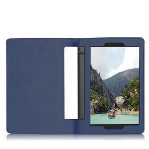 Puzdro na tablet Lenovo Yoga Tab 3 8.0 - tmavěmodré - 3