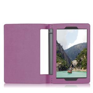 Puzdro na tablet Lenovo Yoga Tab 3 8.0 - fialové - 3