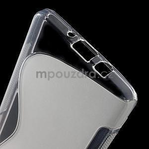 Gélové s-line puzdro pre Samsung Galaxy A5 - transparentný - 3