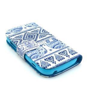 Safety puzdro pre Samsung Galaxy S Duos/Trend Plus - slony - 3