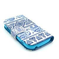 Safety puzdro pre Samsung Galaxy S Duos/Trend Plus - slony - 3/5