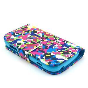 Safety puzdro pre Samsung Galaxy S Duos / Trend Plus - mozaika fareb - 3