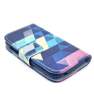 Safety puzdro pre Samsung Galaxy S Duos / Trend Plus - triangl - 3