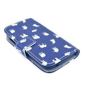 Safety puzdro pre Samsung Galaxy S Duos / Trend Plus - sloníci - 3