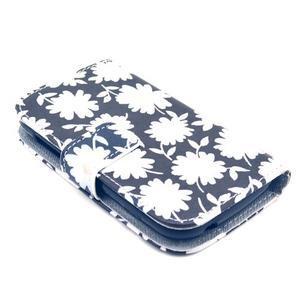 Safety puzdro pre Samsung Galaxy S Duos / Trend Plus - kvietky - 3
