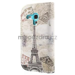 Puzdro na mobil Samsung Galaxy S3 mini - Eiffelovka - 3