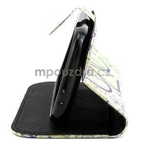 Peňaženkové puzdro na Samsung Galaxy S3 mini - Hakuna - 3