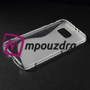 Gélové s-line puzdro na Samsung Galaxy S6 - transparentný - 3