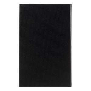 Flippy štýlové puzdro na Samsung Galaxy Tab A 10.1 (2016) - čierné - 3