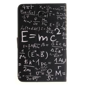 Closy PU kožené puzdro pre Samsung Galaxy Tab A 10.1 (2016) - vzorce - 3