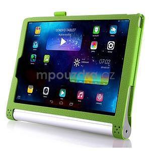 Ochranné puzdro pre Lenovo Yoga Tablet 2 10.1 - zelená - 3