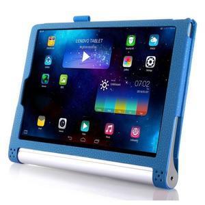 Ochranné puzdro na Lenovo Yoga Tablet 2 10.1 - modré - 3